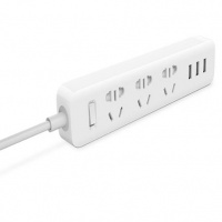 Удлинитель Xiaomi Mi Power Strip с 3 USB разъёмами