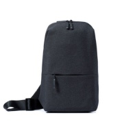 Рюкзак нагрудный Xiaomi Minimalist Urban leisure chest Pack Black