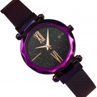 Часы Starry Sky Watch Фиолетовые