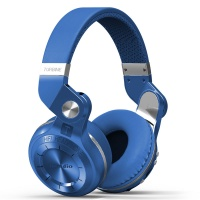 Наушники Bluedio T2+ Turbine 2 plus Blue