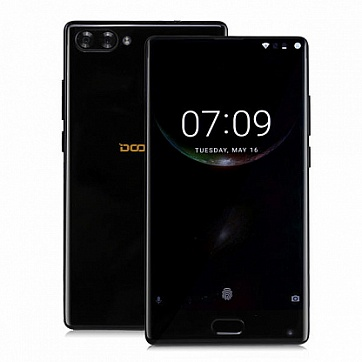 Смартфон Doogee MIX 64Gb Ram 6Gb Black