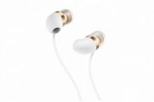 Наушники с микрофоном Xiaomi Mi Piston Air Capsule Earphone White