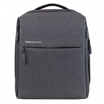 Рюкзак для ноутбука Xiaomi Minimalist Urban Backpack Black