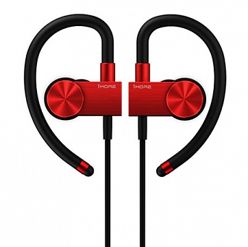 Наушники 1More Active Sport Bluetooth Red