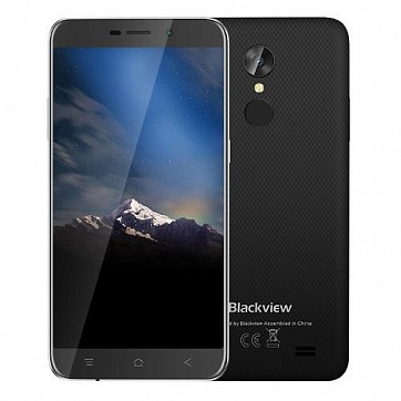 Смартфон Blackview A10 16GB Black
